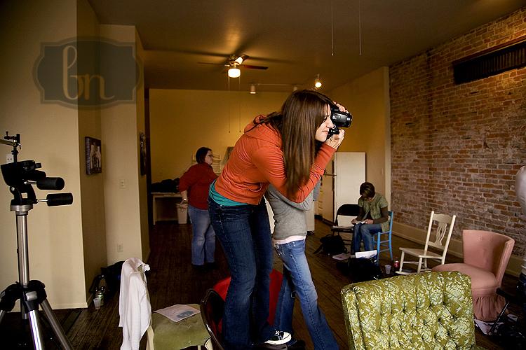 Photography workshop in progress web